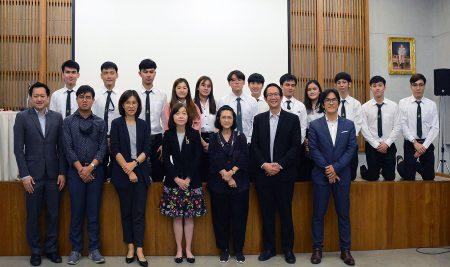 """การสัมมนาทางวิชาการภาควิชาเศรษฐศาสตร์ คณะเศรษฐศาสตร์ มหาวิทยาลัยเกษตรศาสตร์  ในหัวข้อ """"มองผลกระทบโควิด 19 ต่อเศรษฐกิจไทย by นักเศรษฐศาสตร์รุ่นเยาว์""""  วันพุธที่ 28 ตุลาคม 2563  เวลา 09.30 – 12.00น.   ณ ห้อง EC5205 อาคารปฏิบัติการ คณะเศรษฐศาสตร์ มหาวิทยาลัยเกษตรศาสตร์"""
